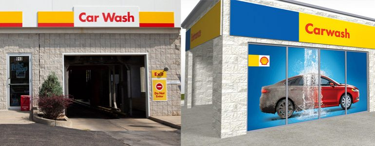 Shell Car Wash Locations