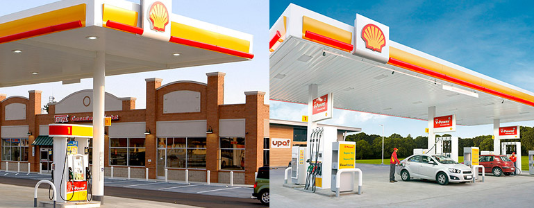 Shell Garage Near Me