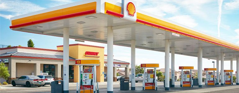 Shell Petrol Pump Near Me