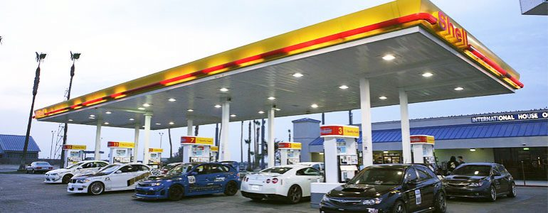 Closest Shell Gas Stations Locations