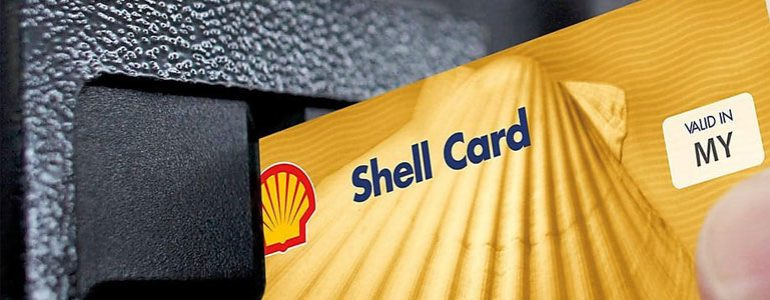 Shell Account Online