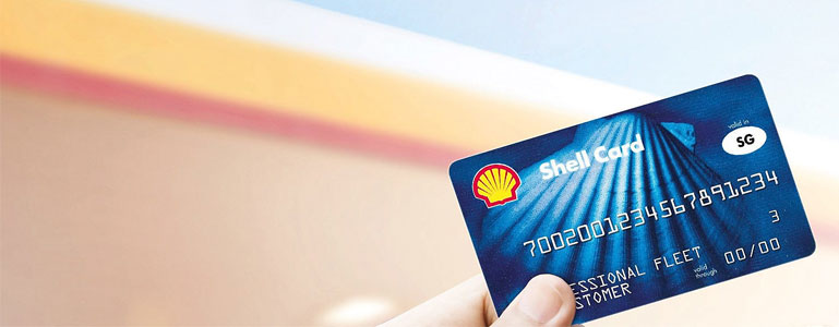 How to Shell Credit Card Login