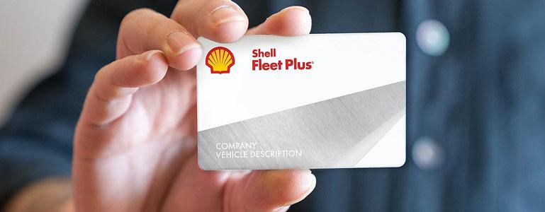 Shell Fleet Card Account