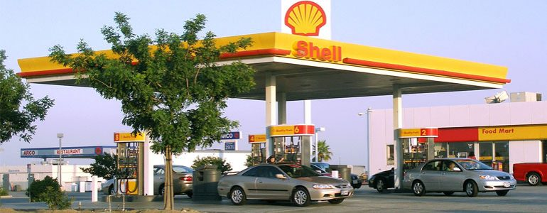 Shell Stations Locator