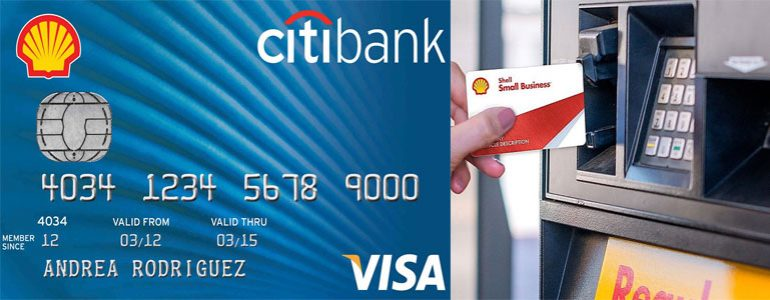 Citicards Online Login >> Citicards Login Credit Card Shell Gas Station