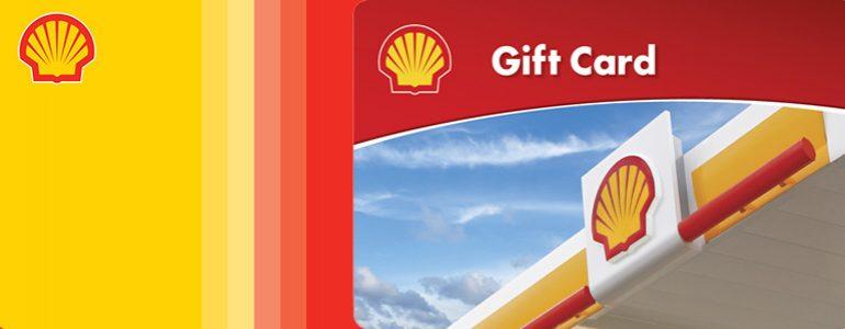 Shell Gift Card Balance