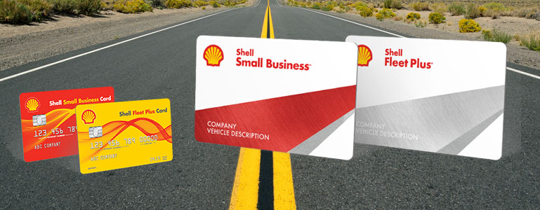 Shell Gas Credit Cards for Business