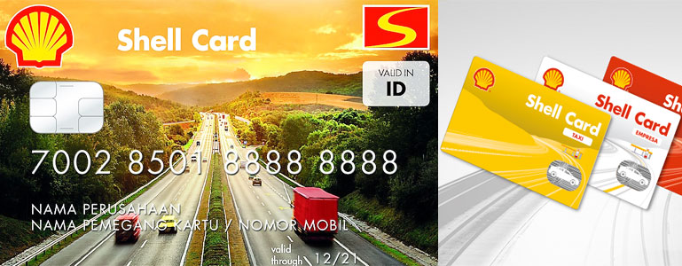 We describe how to pay Shell Gas and Credit Cards